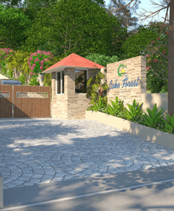 Lake forest- Gated Community