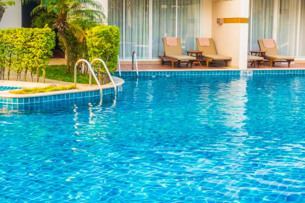 Residential na plots amenities-Swimming Pool