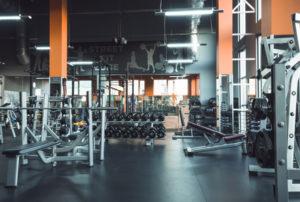 NA bungalow plot-Gym