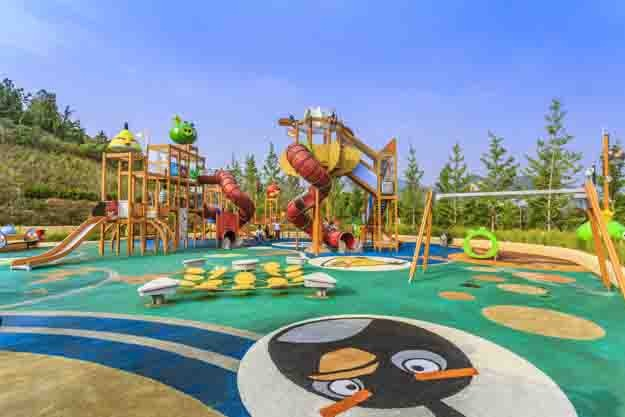 Residential na plots amenities-Play Area
