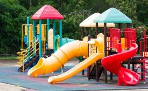 Osian Lifelands- play area