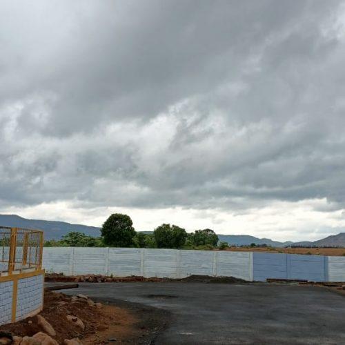 Mistywinds site- bungalow project