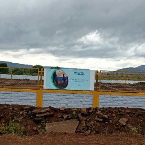 Mistywinds site- gated community